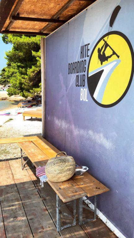 kiteboarding Croatia Bol