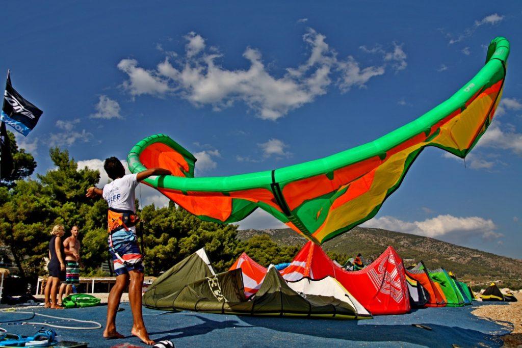 kitesurf beginner