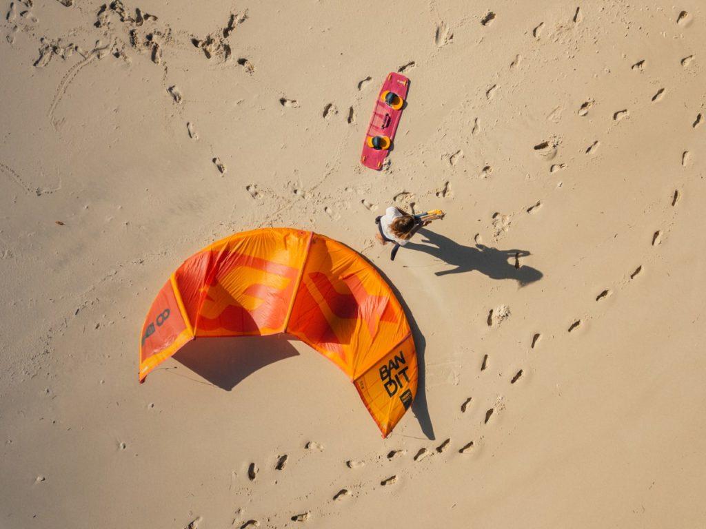 Rent Kite equipment
